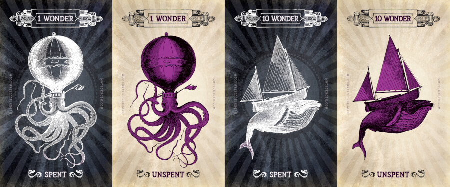 Thumbnail of the Wonder Deck.